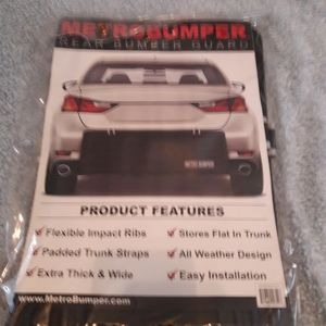 NEW - METRO BUMPER Rear Bumper Guard